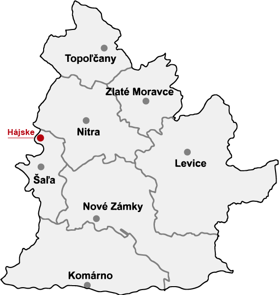 Self-governing Region: Nitra