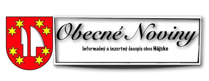 Nové číslo Obecných novín